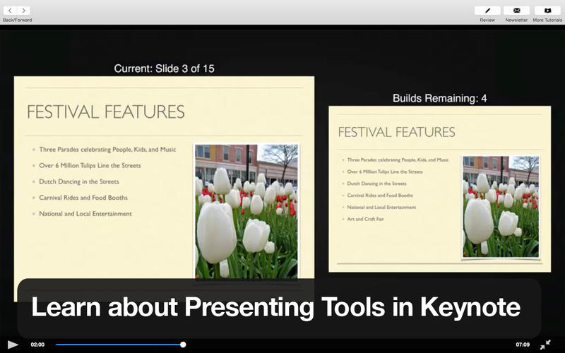 Tutor for Keynote - Getting Started for Mac