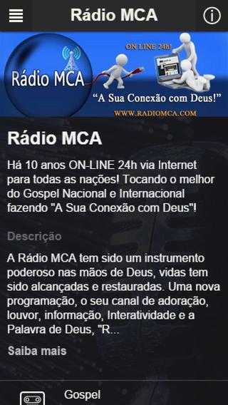 Rádio MCA
