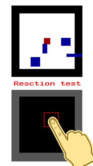 Reaction Test Game