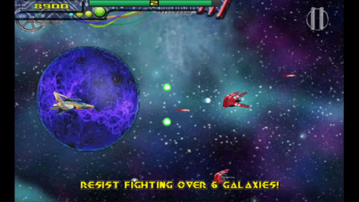 Space Fighters 2015