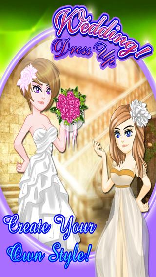 Dress up Wedding Clothes Like a Princess