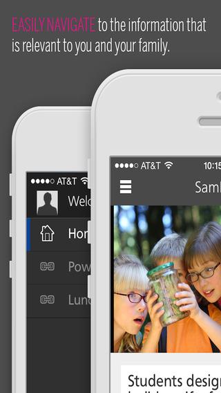 Southwestern CSD Mobile App
