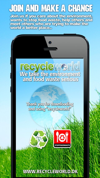 Recycleworld - together we change