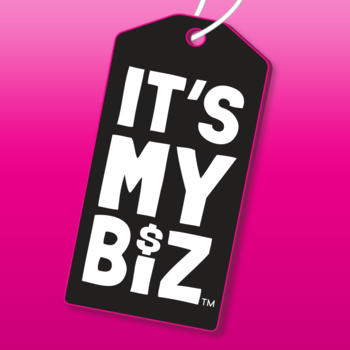 It's My Biz: Mobile Shop LOGO-APP點子