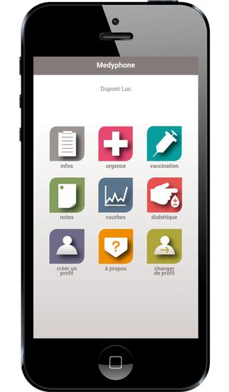 Medyapp - Votre carnet de santé
