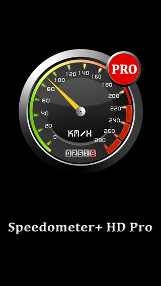 Speedometer+ HD Speed Tracker Car Speedometer Pro