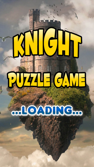 A Aaron Knight Puzzle Game