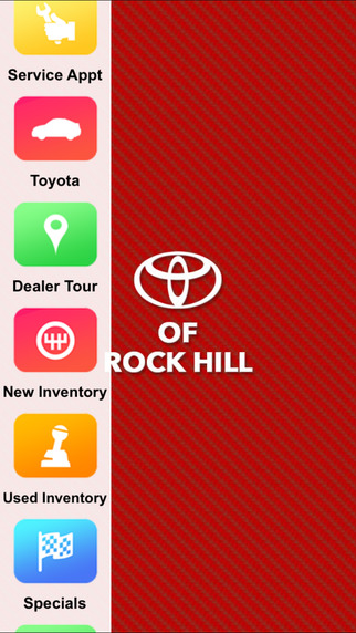 Toyota of Rock Hill Dealer App