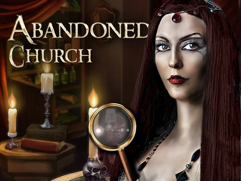 Abandoned Secret Church HD screenshot 1