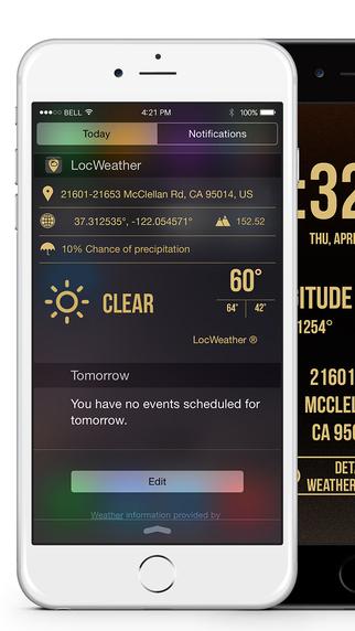 LocWeather - Widget Weather Location