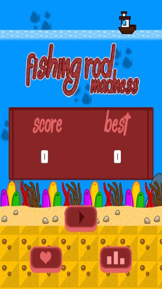 Fishing Rod Madness PRO