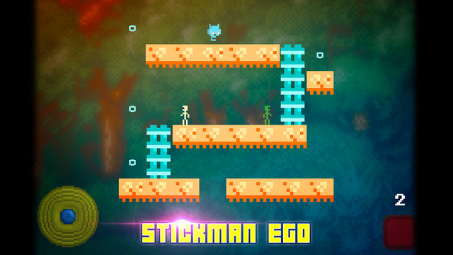 Stickman Ego - Revenge Survival Space Mini Game Five Fallen Nights