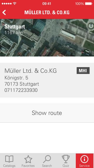 Märklin Product Catalog iPhone Screenshot 5