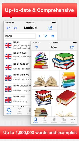 Advanced English Vietnamese Dictionary Translation Free