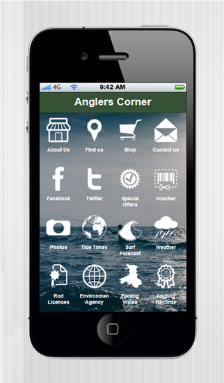 Anglers Corner