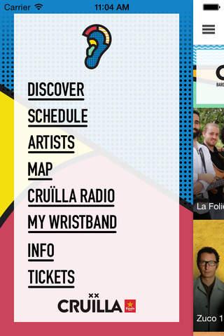 Cruïlla Barcelona Festival 2015 screenshot 3