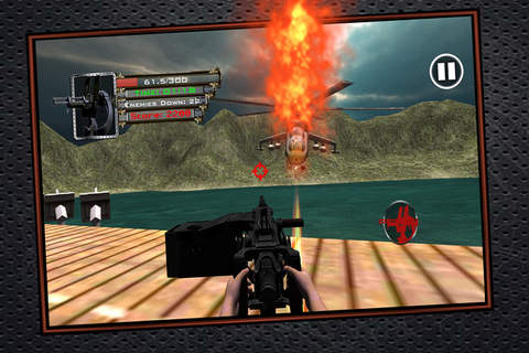 Helicopter Gun Strike screenshot 3