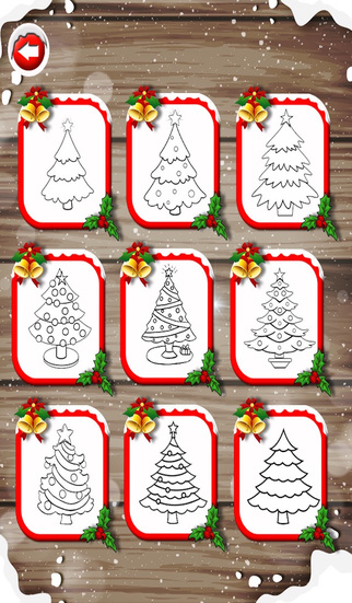Christmas Drawing Pad For Toddlers Christmas Tree - Holiday Fun For Kids