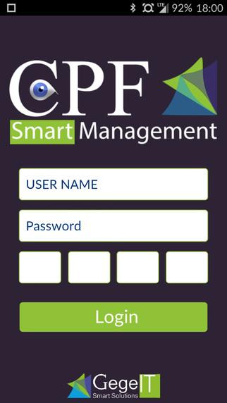 CPF - Smart Management