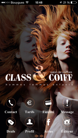 Class Coiff