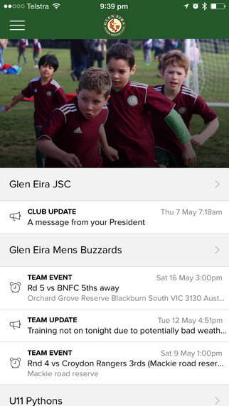 Glen Eira Junior Soccer Club