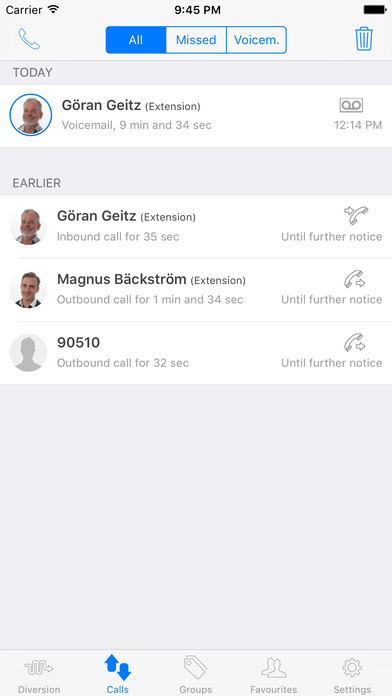 Flexi Presentity iPhone Screenshot 3