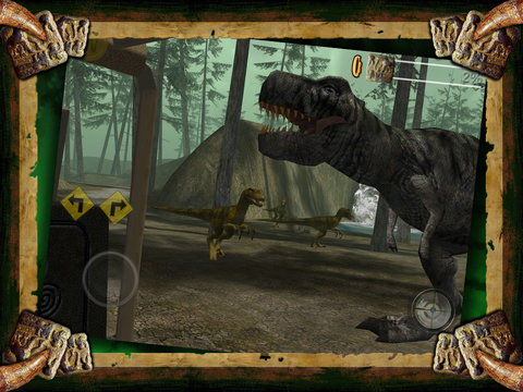 Screenshot #3 for Dinosaur Safari Pro for iPad