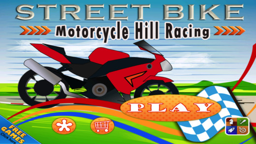 An Extreme Street Bike Craze - A Motorcycle Hill Racing The Best Strategy Game Free