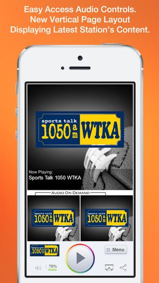 Sports Talk 1050