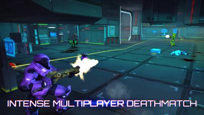 Neon Shadow screenshot 2