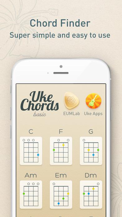 UkeChords - Real Fingering Positions For Ukulele Chords on the App ...