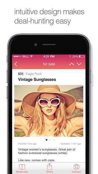 玩免費書籍APP|下載Scout for Craigslist - a free mobile Craigslist app for iPhone and iPad app不用錢|硬是要APP
