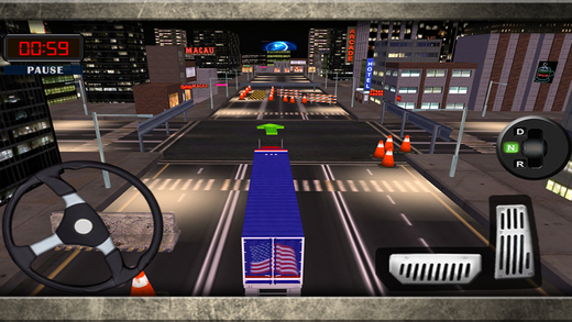 Truck Driving School Simulator for Kids and Teens