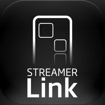 StreamerLink LOGO-APP點子