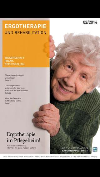 Ergotherapie und Rehabilition