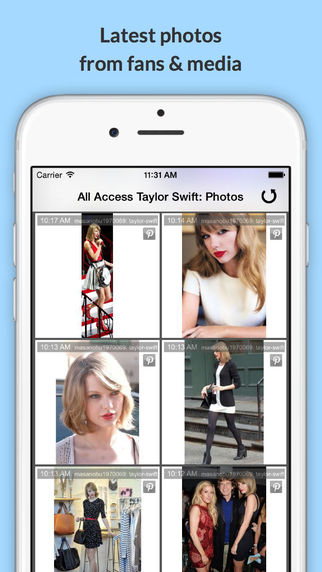 All Access: Taylor Swift Edition - Music Videos Social Photos More