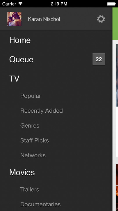Hulu Plus - iPhone Mobile Analytics and App Store Data