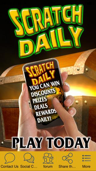 Scratch Daily Jacksonville