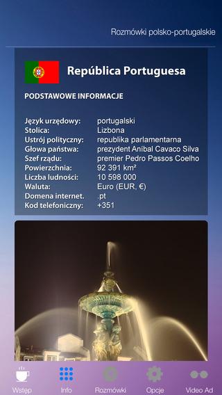 Rozmówki polsko-portugalskie - nauka języka portugalskiego