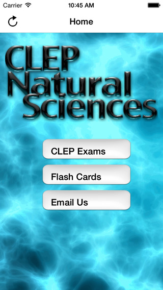 CLEP Natural Science Buddy