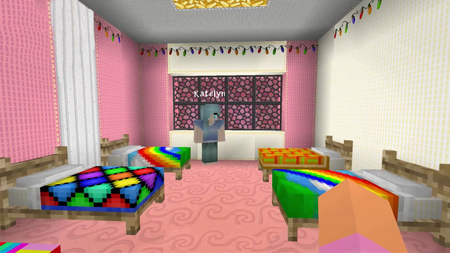 SLUMBER PARTY - Zombie Fun Block Game with Multiplayer