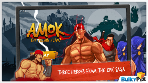 Amok - The Villain Heroes