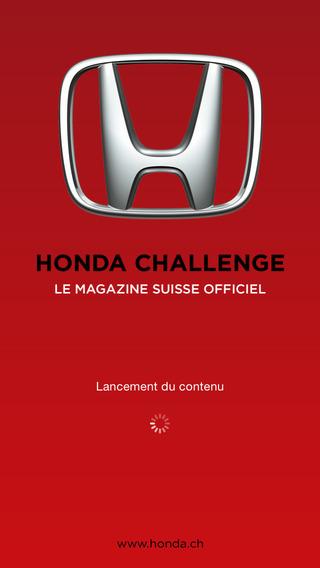 Honda Challenge