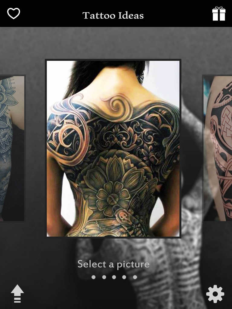 app shopper tattoo ideas hd designs catalog of body art ink books. Black Bedroom Furniture Sets. Home Design Ideas