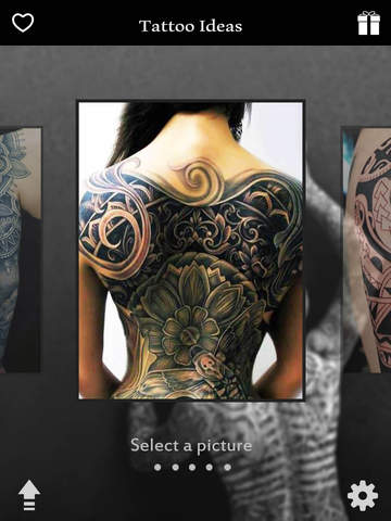 the best ipad apps for tattoos apppicker. Black Bedroom Furniture Sets. Home Design Ideas