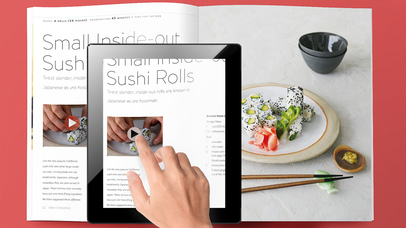 download FoodFlix SUSHI apps 0