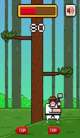 Timber Karate