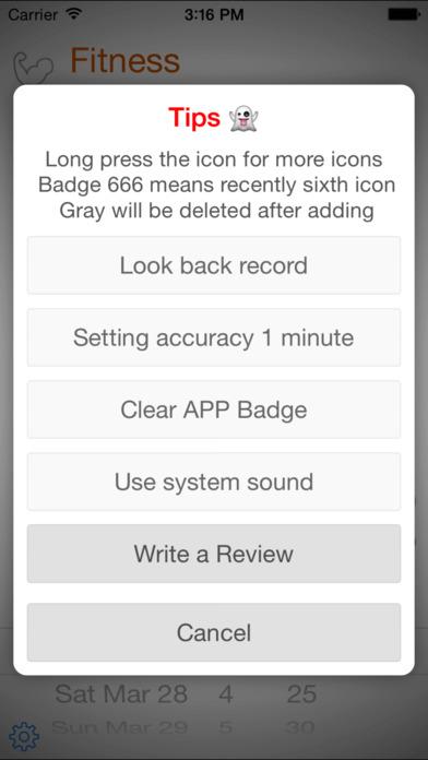 ezAlarm iPhone Screenshot 3