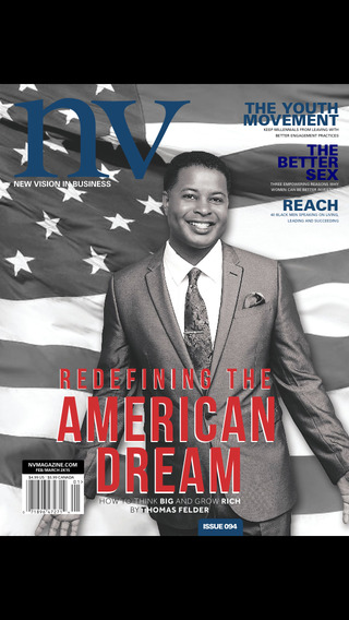 NV Magazine - The New Vision in Business