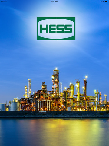 Hess Corp Investor Relations HD